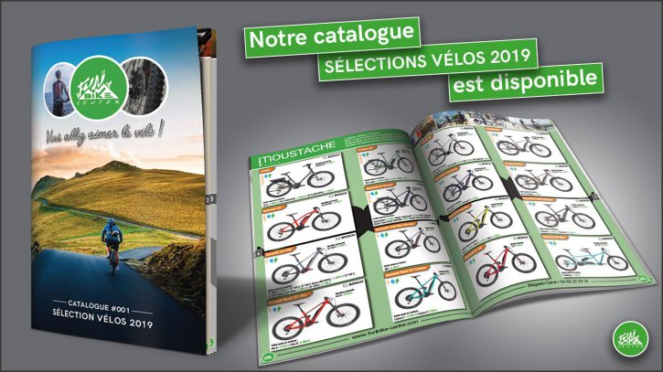 Le catalogue Fun Bike center est disponible !
