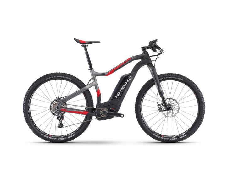 HAIBIKE XDURO HardSeven Carbon 10.0 2017