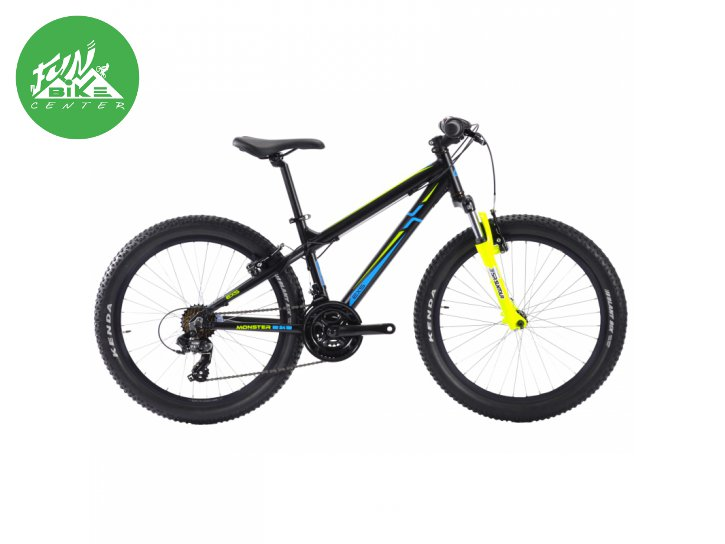 VTT MONSTER 24+