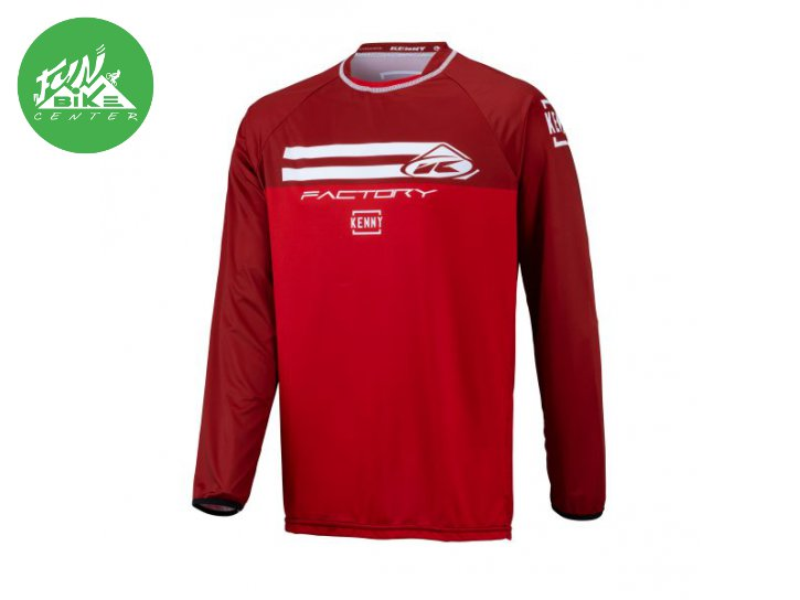 Maillot Factory Red