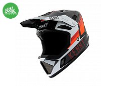 Casque DECADE Smach Black Orange
