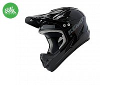 Casque Downhill Solid Black