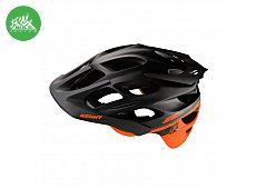 Casque enduro S2 Black Orange