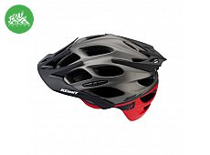 Casque enduro S2 Grey Red
