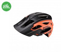 Casque Enduro S3 Black Orange